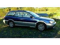 Subaru Legacy Outback 4x4 SUV