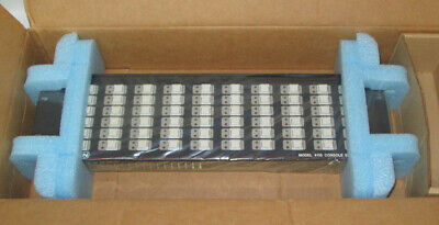 New In Box Zetron 4115 Console Expander Pn 901-9224 Model 4115b Rackmount