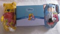 Disney Plush Toys Winnie The Pooh Eeyore & Photo Frame 3PC New