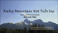 FREE HOT TUB QUOTES For Repair Service & Moving