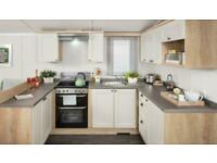 Stunning Static Holiday Home/Caravan-Swift Burgundy 20- 5*Park, Yorkshire Dales