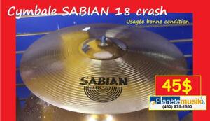 MÉGA AUBAINES - Tout y passe - Drums, Batteries, Cymbales et +