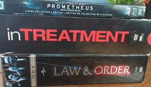 In Treatmant/Law and Order Box Sets