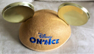 Disney On Ice Souvenir Mickey Ears Hat Cap Collectable
