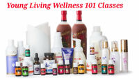 Young Living upcoming Wellness 101 classes!