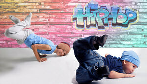 Hip Hop Dance Lessons-Book of (8) only $49 (valid for 6 mths)