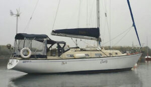 1980 Hughes 38 sailboat for sale