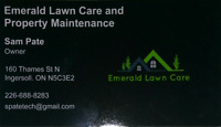Lawn & Property Maintenance