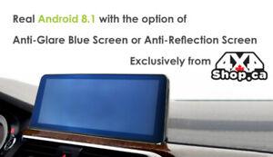 """BMW 320 328 10.25"""" Screen Android GPS Navigation Backup Camera"""