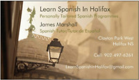 Dynamic Spanish Tutor - Central to Western Halifax
