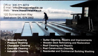 Commercial Residential Window Cleaning