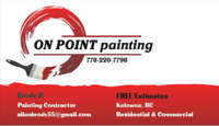 On Point Painting ( Kelowna )