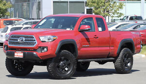 2017 Toyota Tacoma SR+ Pickup Truck***LEASE TAKEOVER***