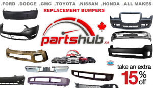 REPLACEMENT PARTS - ALL MAKES - BUMPERS LIGHTS FENDERS MIRRORS
