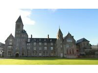 Cleaners required at the Highland Club, Fort Augustus Abbey.Part-full time,Saturdays essential.