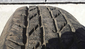 1 pneu • P225/75R15 • 1 tire West Island Greater Montréal image 2