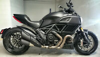 Ducati Diavel Dark 2014, 6655 km