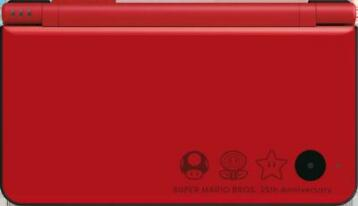 Nintendo DSi XL (Mario Edition Red) (Nintendo DS)