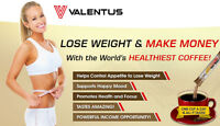 Lose weight, make money today by drinking coffee!!!