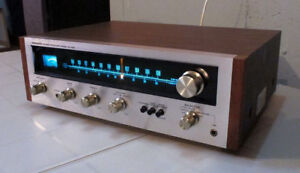 1970's PIONEER SX-424 STEREO RECEIVER