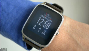 Asus Zenwatch 2 with Metal band
