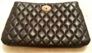GUESS MARCIANO BLACK PURSE / GUESS MARCIANO BLACK CLUTCH