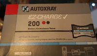 AutoXray EZ-Charge 200 Battery Tester