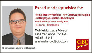 Mortgage Specialist for First Time Home Buyers - Call Today