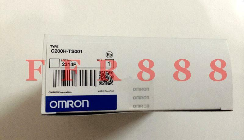 USED 1PCS Omron PLC C200H-TS001 Tested