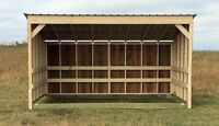 Horse Shelters/ Any type Shelters From $875! FREE DELIVERY