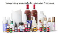 YL essential oils - chemical free home - come to learn with us