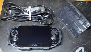 PS VITA with 20 GAMES!