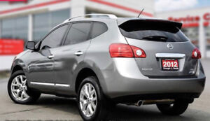 2012 Nissan Rogue SV - Backup Camera, Bluetooth, Sunroof.