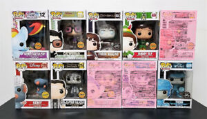 Funko Pop Vinyl Chase Chases Disney Movies DC For Sale or Trade