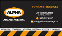 HVAC SERVICES - FURNACE REPAIR AND MAINTENANCE