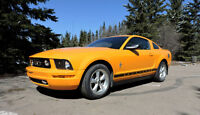 2008 Ford Mustang V6 - Fully loaded, one owner, very low KM.