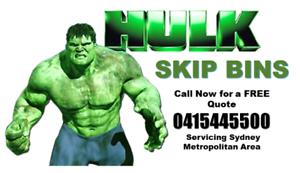 Cheap Skip Bin Hire Bass Hill Bankstown Area Preview