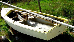 SAIL BOAT PARTS FOR 470 METERS