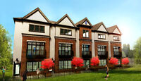Exlusive 2bed+Den Rowhome at Central Green- Ready 2017! #101