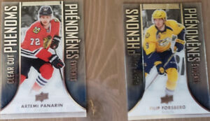 2016-17 Tim Horton Hockey Cards for sale/trade