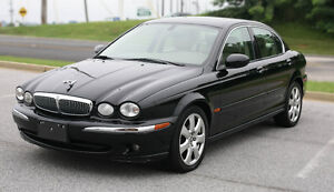 Excellente état Jaguar 2003  X-TYPE Berline