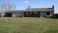 OPEN HOUSE Sun. May 31st. 227 St. Marks Rd. Stirling 1 - 3 pm