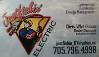 Master Electrician- Just Fishin' Electric