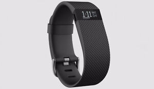 Fitbit Charge HR - Large - Black - 2x Chargers - Original Box West Island Greater Montréal image 1