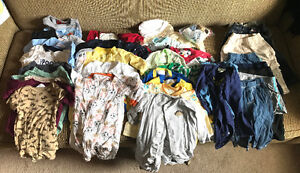 Lot of 6-12 month boys clothes