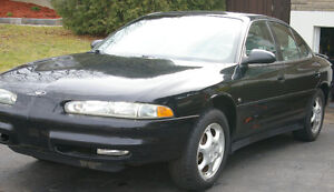 1999 Oldsmobile Intrigue GLS Sedan 3.5L