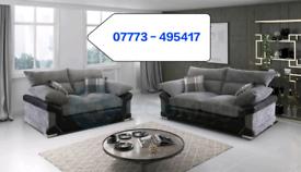 ☑️☑️ Logan Corner Or 3+2 seater Sofa ☑️