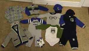 Gymboree Infant Boys Clothes 12-18 months