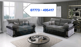 ☑️☑️ Logan Corner Or 3+2 seater Sofa