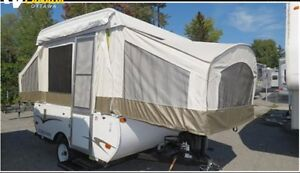 2013 Coachmen Viking 1706 Tent Trailer